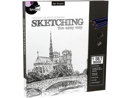Art Studio Sketching