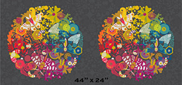 Art Theory Grand Circle Night A-9697-C