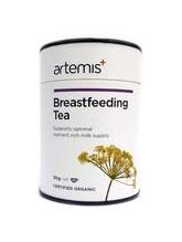 Artemis Breastfeeding Tea Support optimal nutrient rich milk supply - 30g