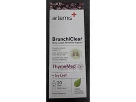 ARTEMIS BronchiClear 100ml