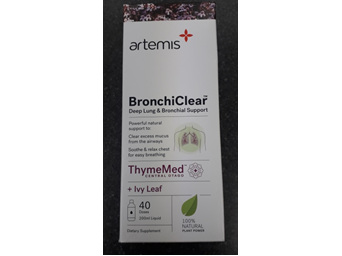 ARTEMIS BronchiClear 200ml