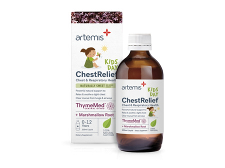 ARTEMIS Kids Chest Rel. Day 100ml