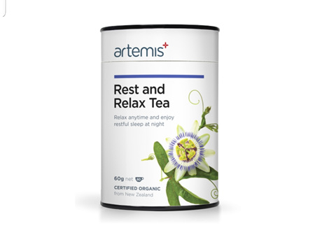 ARTEMIS Rest & Relax Tea 30g