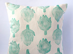 Artichoke Cushion