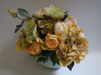 #artificialflowers #fakeflowers #decorflowers #fauxflowers#arrangement#yellow#
