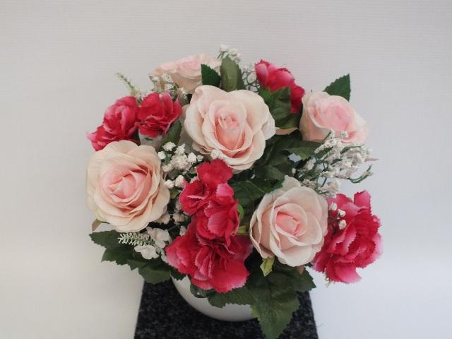 #artificialflowers #fakeflowers #decorflowers #fauxflowers#arrangement#pink