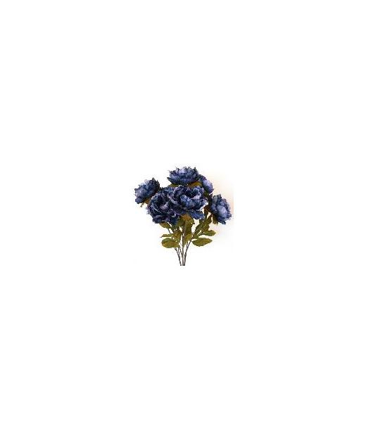 #artificialflowers #fakeflowers #decorflowers #fauxflowers #peony blue