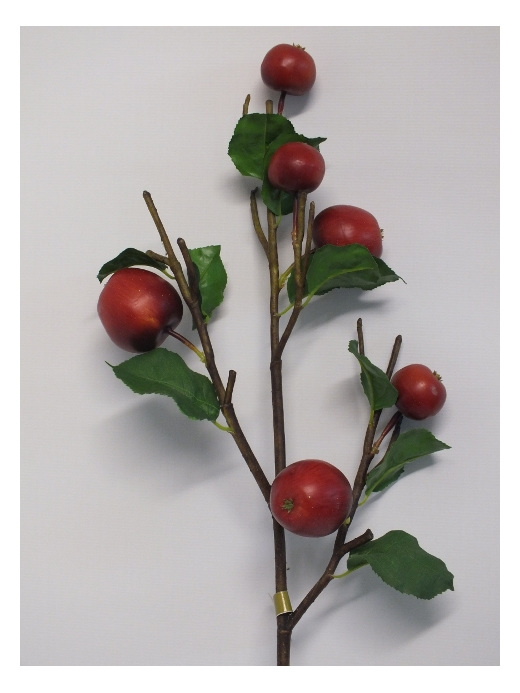#artificialflowers #fakeflowers #decorflowers #fauxflowers#applebranch