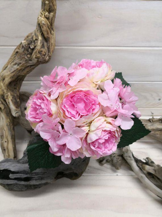 #artificialflowers #fakeflowers #decorflowers #fauxflowers#posy#pink
