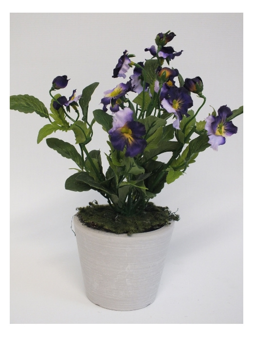 #artificialflowers #fakeflowers #decorflowers #fauxflowers#silk#pansy