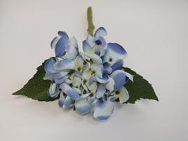 Hydrangea pick blue 4198