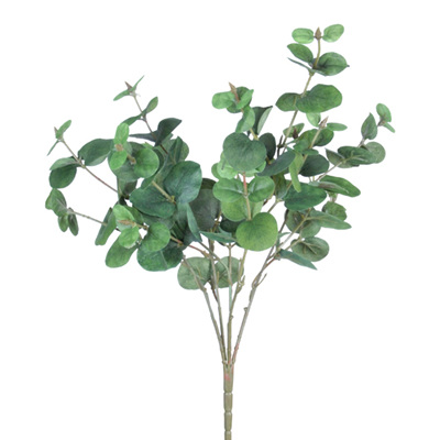 Eucalyptus Bush Light Green 4382