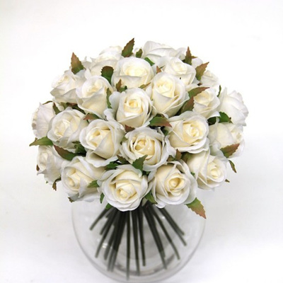 Rose posy 26 stems 4056