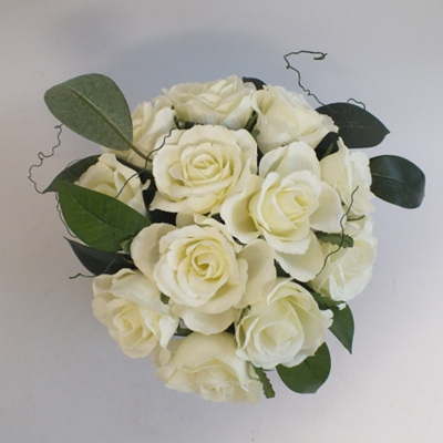 Rose posy in water 2109