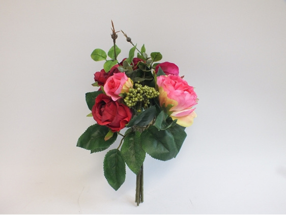 #artificialflowers #fakeflowers #decorflowers #fauxflowers#rose posy