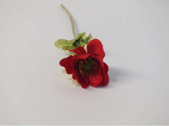 #artificialflowers #fakeflowers #decorflowers #fauxflowers#red#anemone#silk