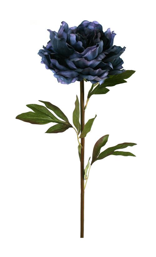 #artificialflowers #fakeflowers #decorflowers #fauxflowers#silk#blue#peony