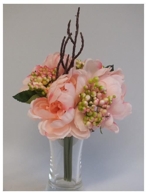 #artificialflowers #fakeflowers #decorflowers #fauxflowers#posy#peony
