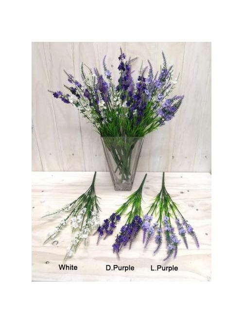 #artificialflowers #fakeflowers #decorflowers #fauxflowers#lavender
