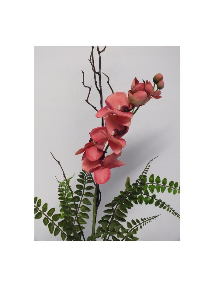 #artificialflowers #fakeflowers #decorflowers #fauxflowers#orchid#arrangement