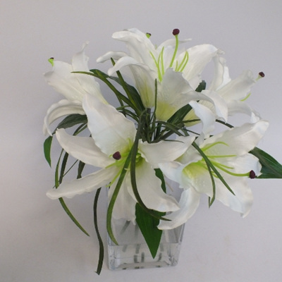 "Lilies in ""Water"" 2110"