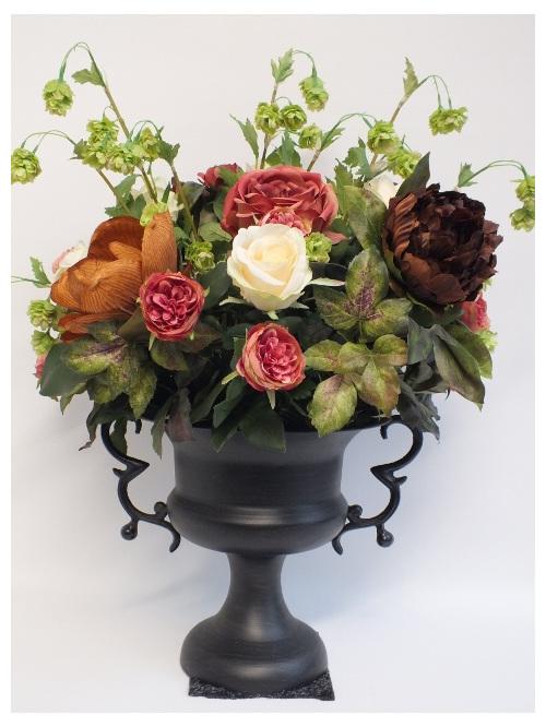 #artificialflowers #fakeflowers #decorflowers #fauxflowers#arrangement#browns