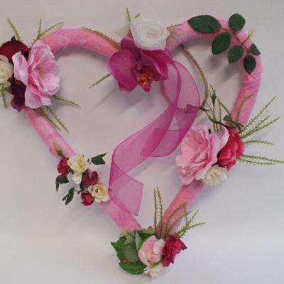 Pink Heart 2251