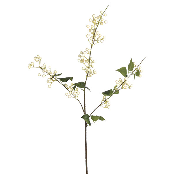 #artificialflowers #fakeflowers #decorflowers #fauxflowers#berry#white#snowberry