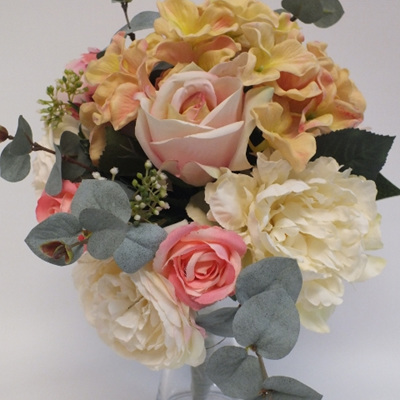 Bridal posy 1593