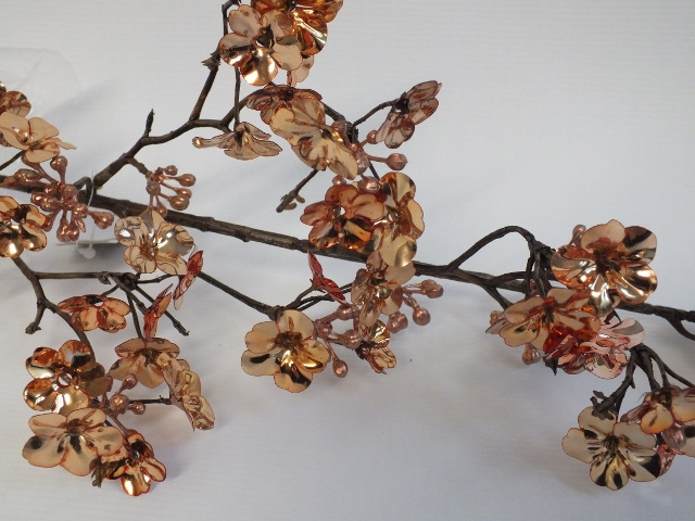 #artificialflowers #fakeflowers #decorflowers #fauxflowers#copper#Christmas
