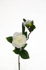 Gardenia spray white with three branches