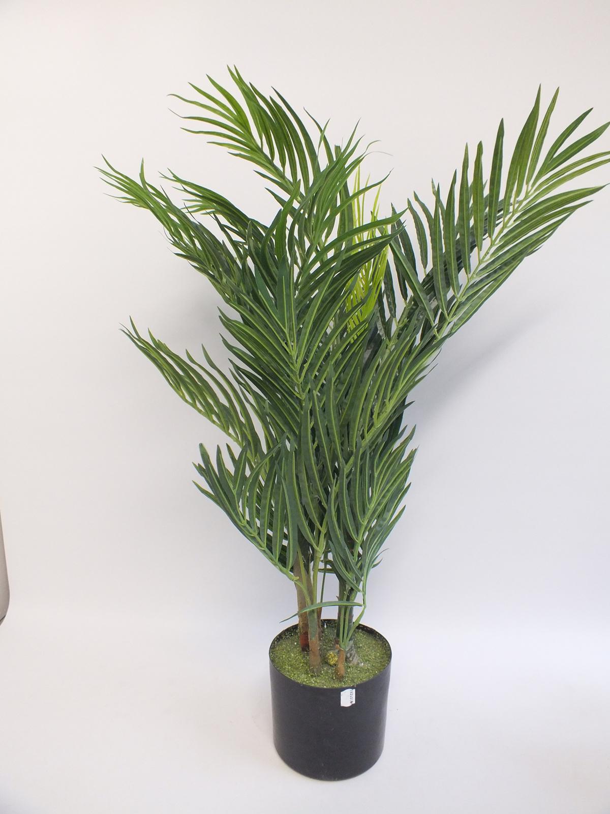 Areca Palm in pot 4041 - The Silk Flower Company