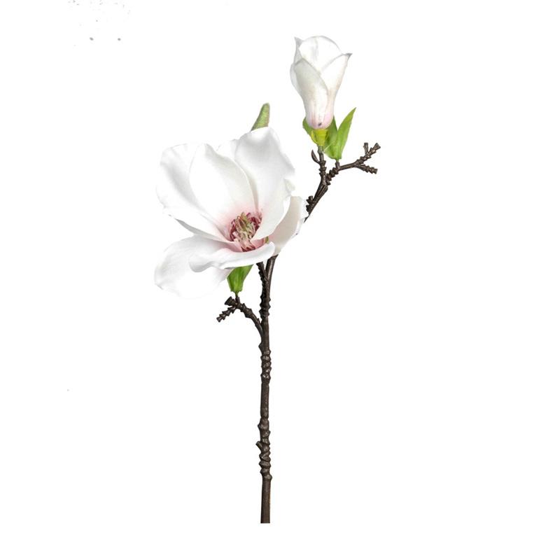 #artificialflowers #fakeflowers #decorflowers #fauxflowers#magnolia#whitepink