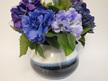 #artificialflowers #fakeflowers #decorflowers #fauxflowers#mauve#blu