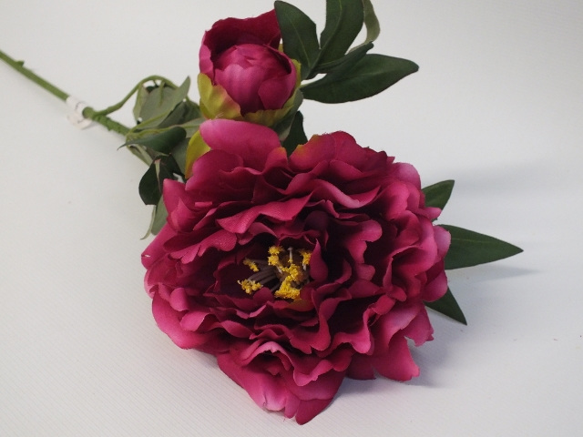 #artificialflowers #fakeflowers #decorflowers #fauxflowers#peony#hotpink#silk