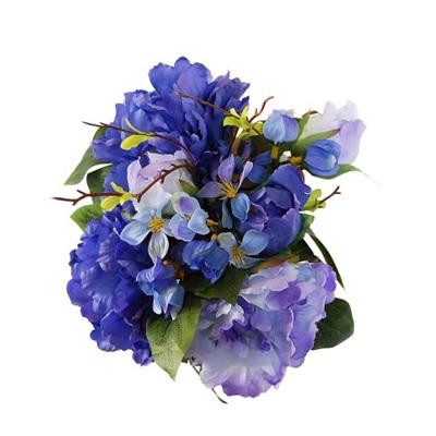 Posy Peony Blue 1429