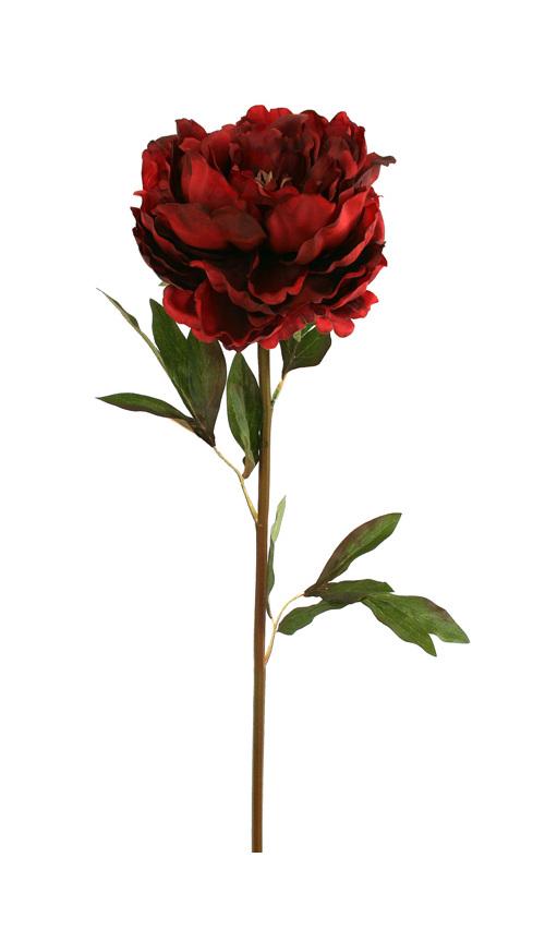 #artificialflowers #fakeflowers #decorflowers #fauxflowers #peonyred