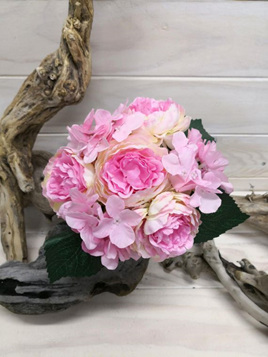 Posy Ranunculus hydrangea 4137