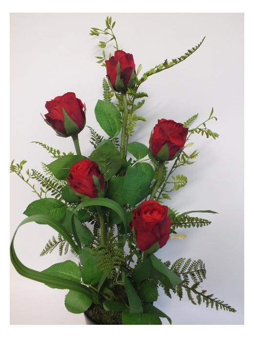 #artificialflowers #fakeflowers #decorflowers #fauxflowers#redroses