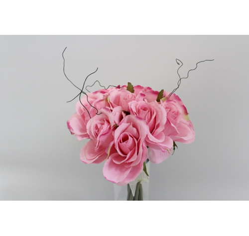 #artificialflowers #fakeflowers #decorflowers #fauxflowers#rose#posy#pink