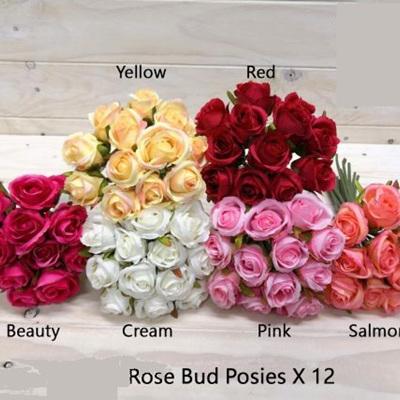 Rose Posy 4139-4142