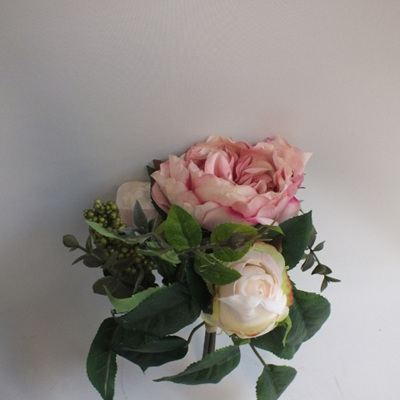Posy Rose vintage pink 1944