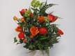 #artificialflowers #fakeflowers #decorflowers #fauxflowers#silk#oranges