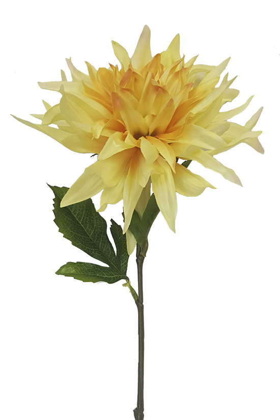 #artificialflowers #fakeflowers #decorflowers #fauxflowers#silk#yellow#dahlia