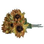 Sunflower posy 4082