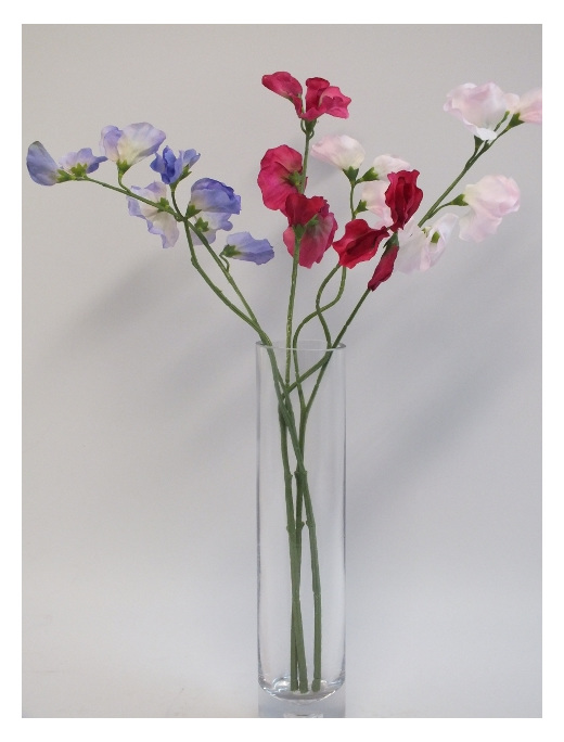 Sweetpea 19901991 1992 the silk flower company artificialflowers fakeflowers decorflowers fauxflowers sweetpea mightylinksfo