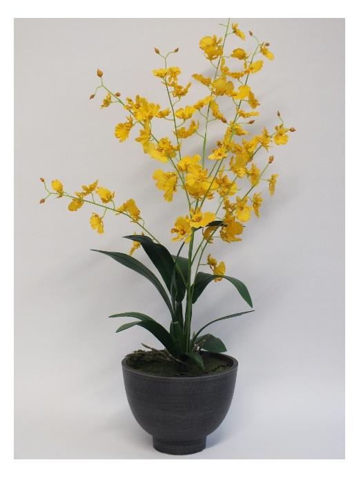 #artificialflowers #fakeflowers #decorflowers #fauxflowers#yellow#orchid