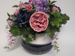 #artificialflowers#fakeflowers#decorflowers#fauxflowers#silkflowers#blue#pink