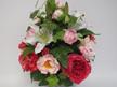 #artificialflowers#fakeflowers#decorflowers#fauxflowers#silkflowers#rosepink#whi