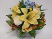 #artificialflowers#fakeflowers#decorflowers#fauxflowers#silkflowers#yellow#blue